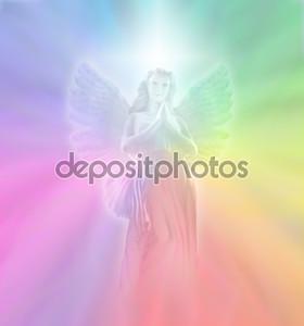 Ангел божественного света