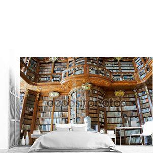Старая Библиотека в аббатстве