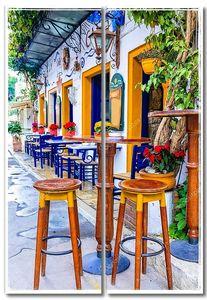 Таверна в Греции