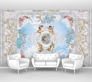Фреска потолочная роспись