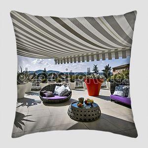 Современные роскошные мебель для террасы