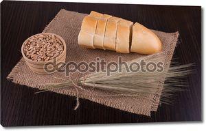 Хлеб на платке