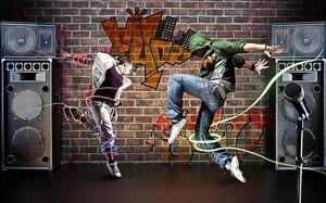 Двое в танце