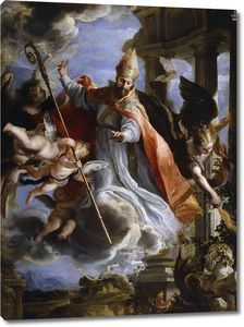 Коэльо Клаудио. Триумф святого Августина