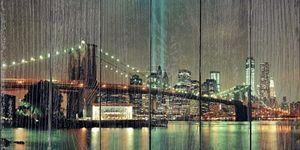 Светящийся Нью-Йорк