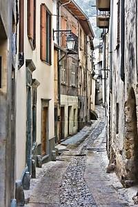 улица в тенд