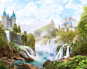 Замки в горах