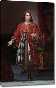 Кастеларо и Переа Хосе. Санчо III, король Кастилии