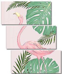 Важный фламинго