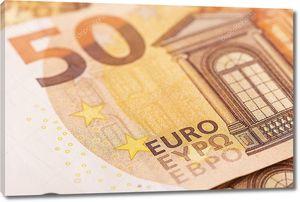 Банкнота в 50 Евро