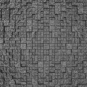 3D кубов фон gray