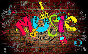 Граффити music