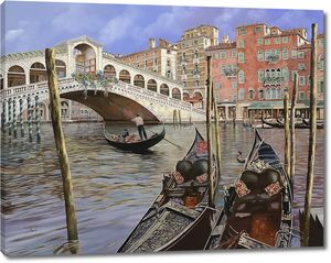 гондолы венеция