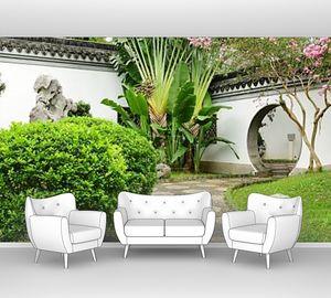 Китайский  тропический сад
