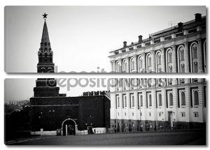 Знаменитый Московский Кремль