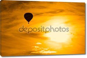 Международный воздушный шар фестиваль Сен-Жан-сюр Ришелье