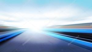Скорость на дороге
