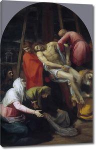 Бартоломео Кардуччи. Снятие с креста
