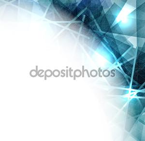 Абстрактный фон с линиями текстурой поверхности морозный на льду