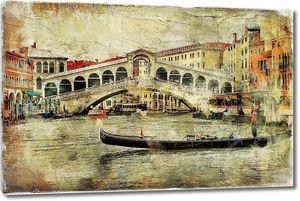 Венеция, мост Риальто