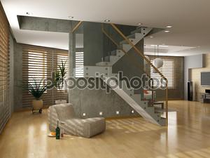 Современный интерьер в доме