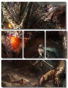 Боевой дракон