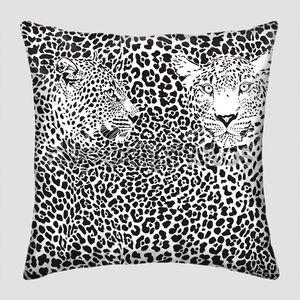 Фон образца леопарда