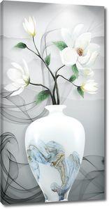 Цветок в амфоре