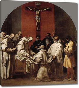 Кардучо Висенте. Епископ Юг обращается в картезианство