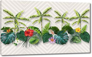 Пальмовый орнамент