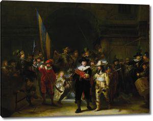 Рембрандт. Ночной дозор (копия)