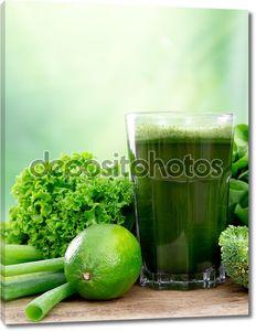Зеленый фреш