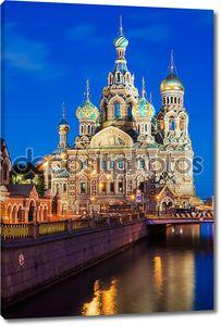 Церковь Спаса на крови, Санкт Петербург, Россия