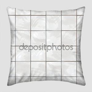 Мраморная белая плитка