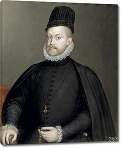 Ангиссола Софонисба. Филипп II