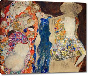 Густав Климт. Невеста