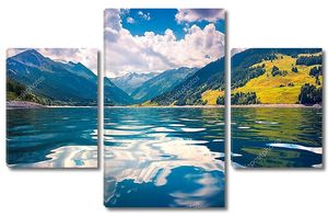 Speicher Durlassboden озеро