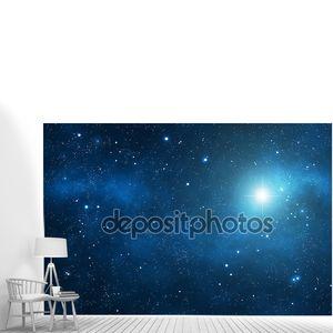 фон открытого космоса