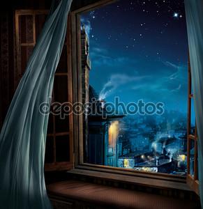 Волшебное окно