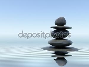 Камни дзэн