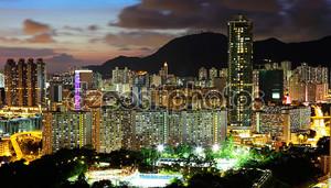 Архитектура в Гонконге