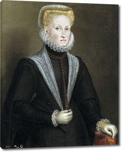 Ангиссола Софонисба. Королева Анна Австрийская