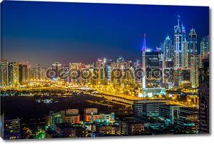 Центр города в Дубае