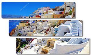 Романтический Санторини, Греция