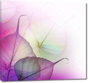 Цветочный дизайн. Листья