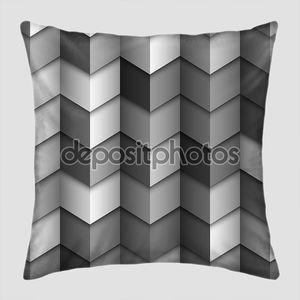 Монохромные геометрические структурированных фон