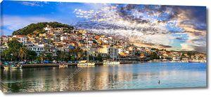 Остров Лесбос, Греция.