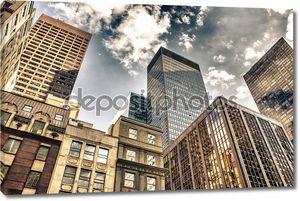 Нью-Йорк-Манхэттен