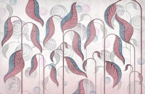 Folium-абстрактный фон с листьями