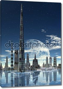 вымышленный город горизонта 01 вариант